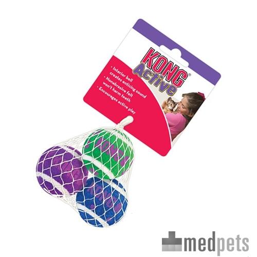 Product afbeelding van KONG Kat - Tennis Balls