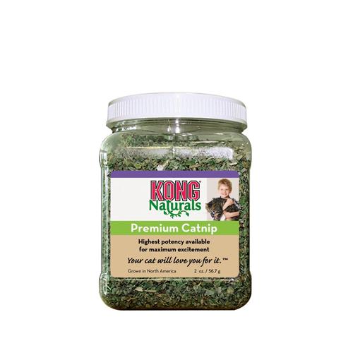KONG Cat - Naturals Premium Catnip