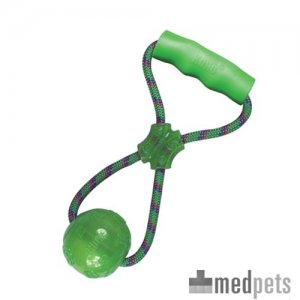 Product afbeelding van KONG Squeezz Ball With Handle