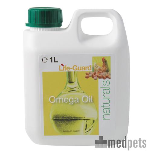 Life Guard Omega Oil
