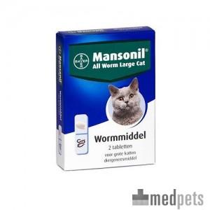 Product afbeelding van Mansonil All Worm Cat