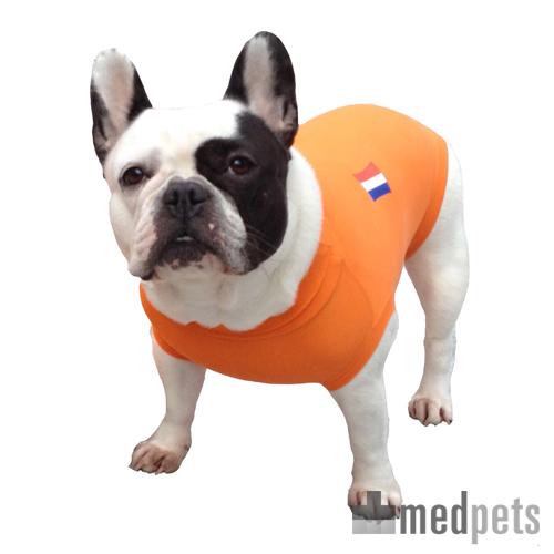 Medical Pet Shirt Hond Oranje