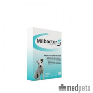 Product afbeelding van Milbactor Hond