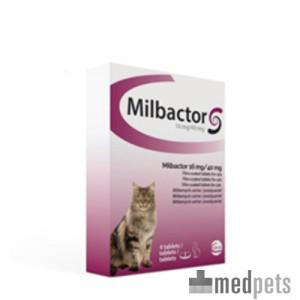 Product afbeelding van Milbactor Kat