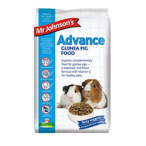 Mr Johnson's Advance Meerschweinchenfutter