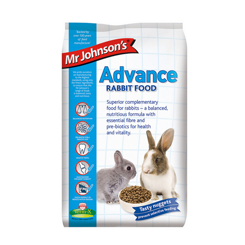 Mr Johnson's Advance Konijnenvoer