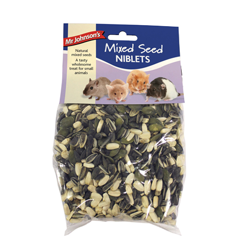 Mr Johnson's Mixed Seed Niblets