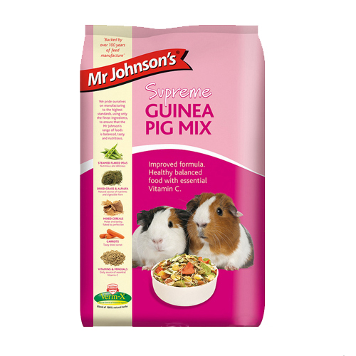 Mr Johnson's Supreme Cavia Mix