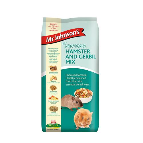 Mr Johnson's Supreme Hamster und Rennmaus Mix