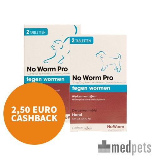 Product afbeelding van No Worm Pro Hond