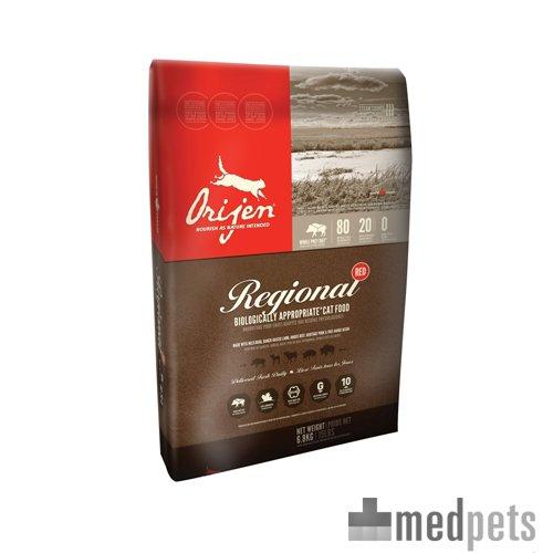 Product afbeelding van Orijen Regional Red Cat Whole Prey