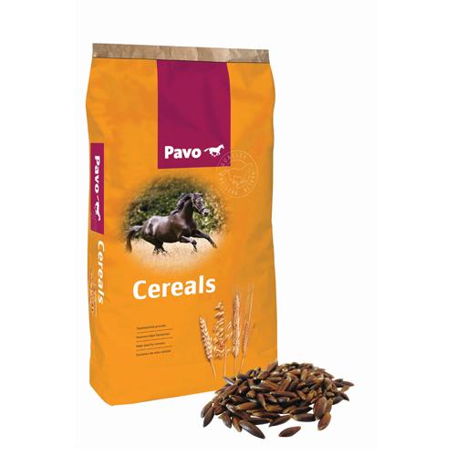 Pavo Cereals - entpelzter Schwarzhafer