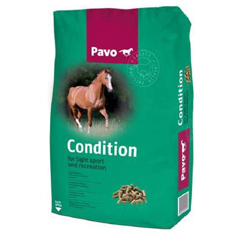 Pavo Condition