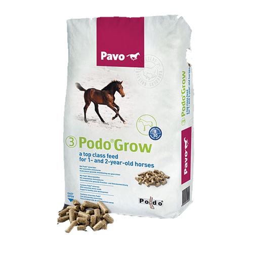 Pavo Podo Grow