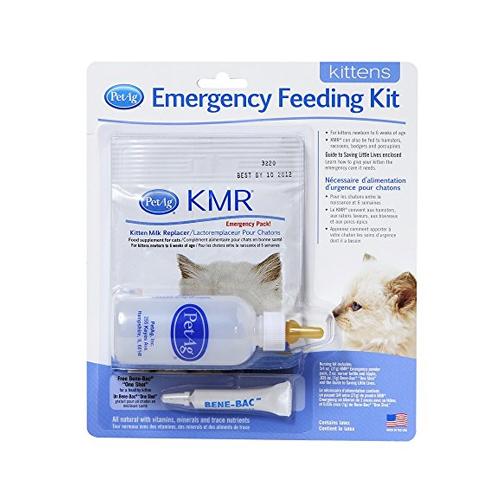 PetAg KMR Emergency Feeding Kit