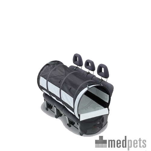 PetEgo Pet Tube Car Kennel
