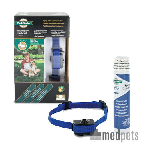 PetSafe Deluxe Anti Blafband met Spray