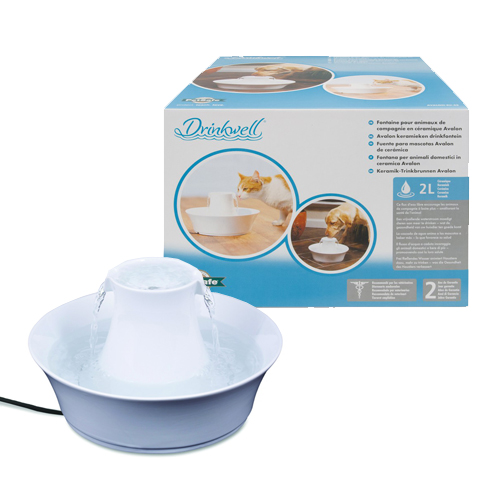 PetSafe Drinkwell Ceramic Avalon Drinkfontein