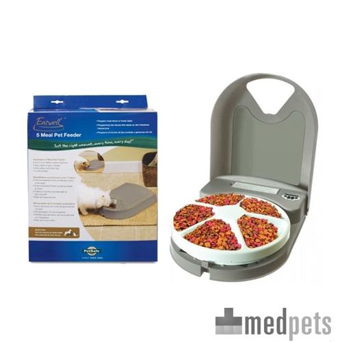 petsafe 2 meal feeder instructions