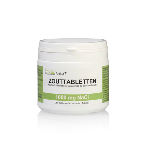 PhytoTreat Zouttabletten