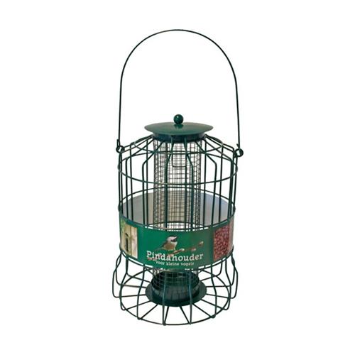 Erdnusshalter für kleine Vögel