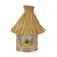 Peanut Butter Pot Holder Straw