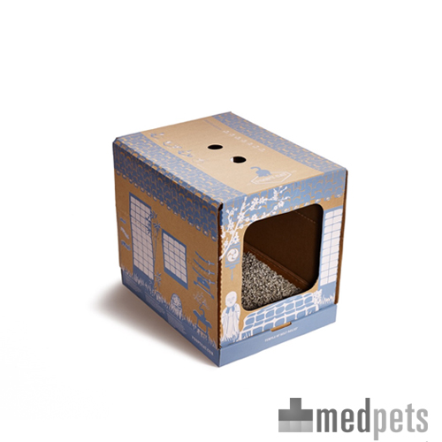 Poopy Cat Wegwerp Kattenbak