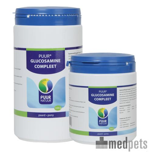 Puur Glucosamine Extra Pferd (ehemals Puur Glucosamine Compleet)