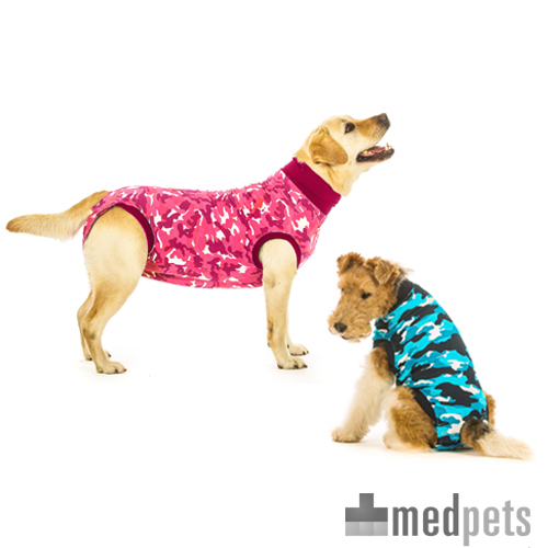 Suitical Recovery Suit Hond - Camouflage