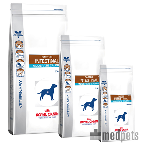 royal canin gastro intestinal moderate calorie hond. Black Bedroom Furniture Sets. Home Design Ideas