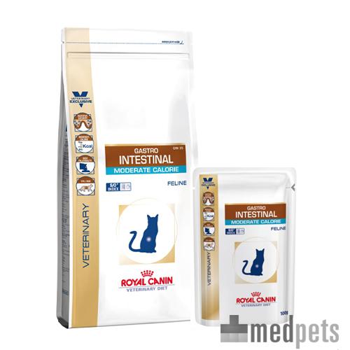 Royal Canin Gastro Intestinal Moderate Calorie Katze