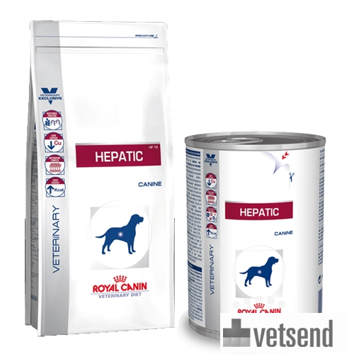 Royal Canin Hepatic Dog