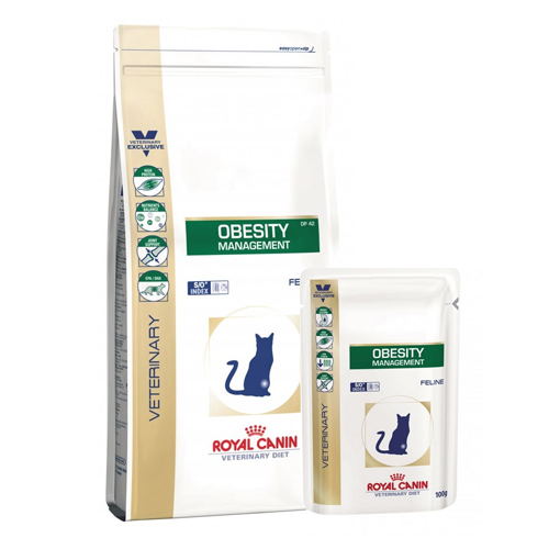 Royal Canin Obesity Management Kat