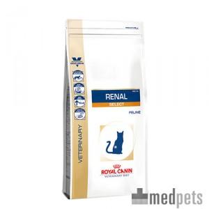 Product afbeelding van Royal Canin Renal Select Kat