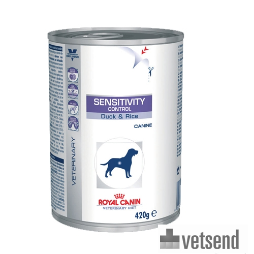 Royal Canin Sensitivity Canned Dog Food