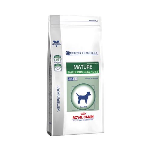 Royal Canin VCN - Senior Consult Mature Small Dog