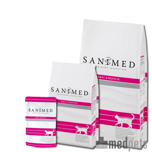 Sanimed Anti Struvite Cat