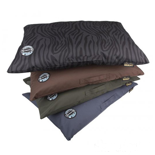 Scruffs Expedition Memory Foam Pillow Bed