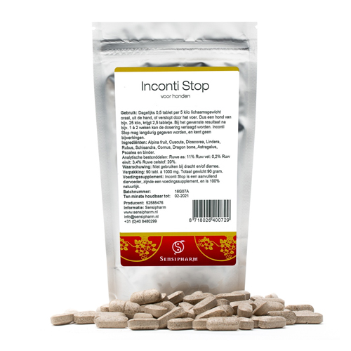 Sensipharm Inconti Stop for Dogs