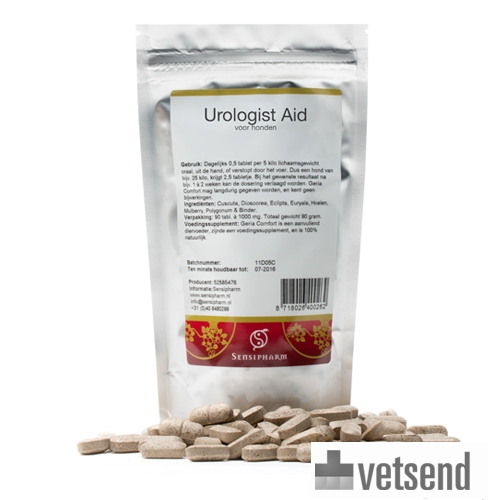 Sensipharm Urologist Aid for Dogs