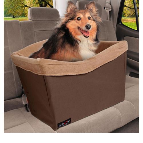 Solvit Pet Safety Seat - Panier Auto pour Chien