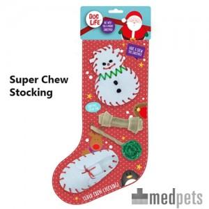 Product afbeelding van Dog Life Super Chew Stocking