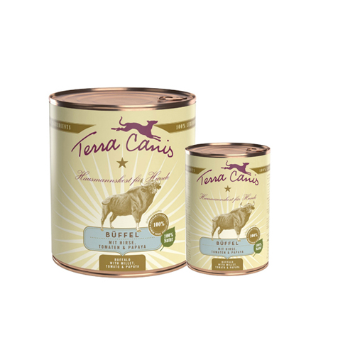 Terra Canis Classic Buffalo with Millet