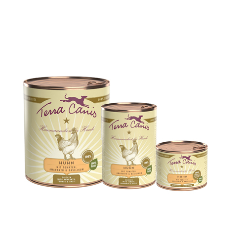Terra Canis Classic Chicken with Tomato