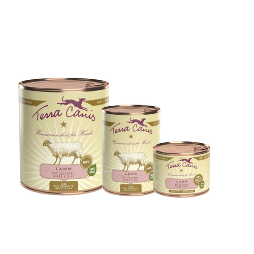 Terra Canis Classic Lamm mit Zucchini