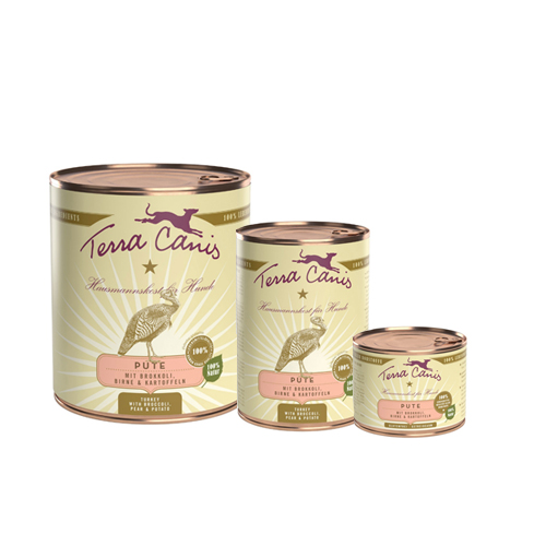 Terra Canis Classic Turkey with Broccoli