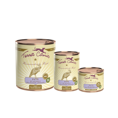 Terra Canis Classic Turkey with Brown Rice