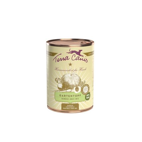 Terra Canis Garden Casserole - Groente Fruit Mix