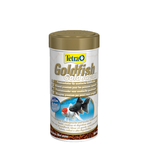 Tetra Goldfish Gold Japan Futter