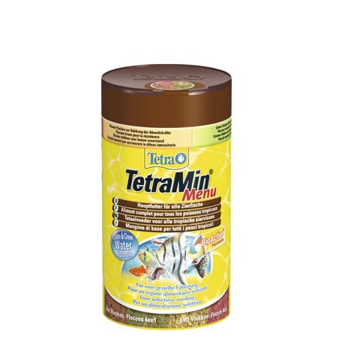 Tetra TetraMin Menu